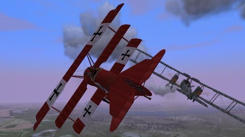 WarBirds Dawn of Aces World War I Air Combat